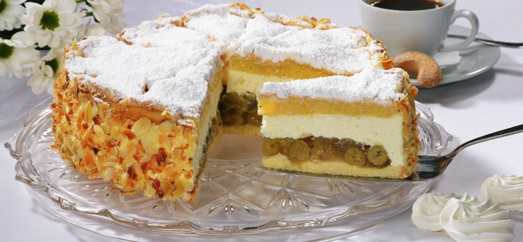 Stachelbeer-Torte