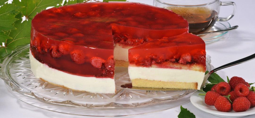 Himbeer-Torte