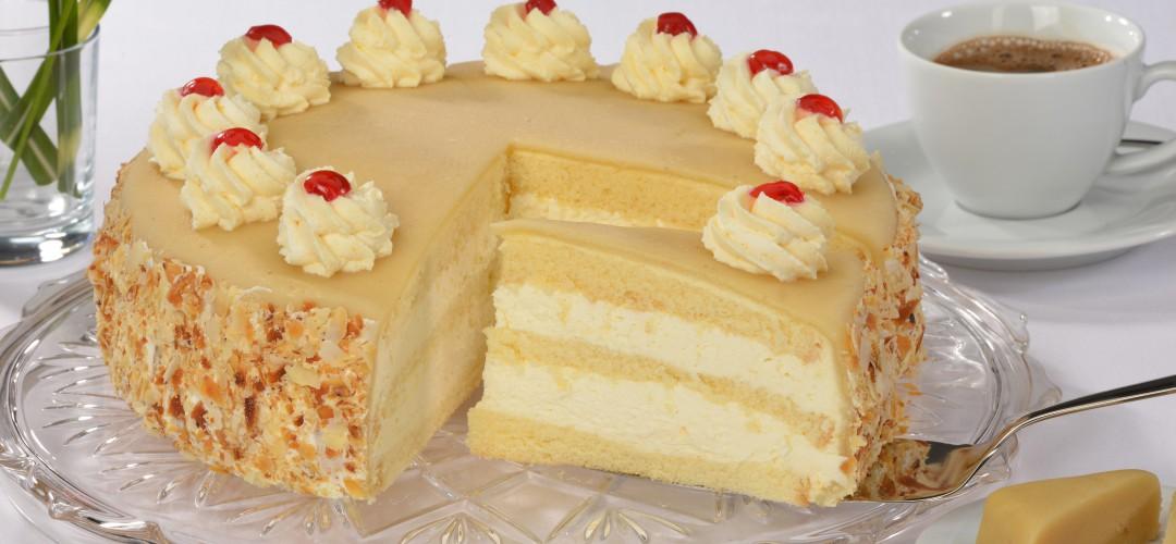 Marzipan-Torte