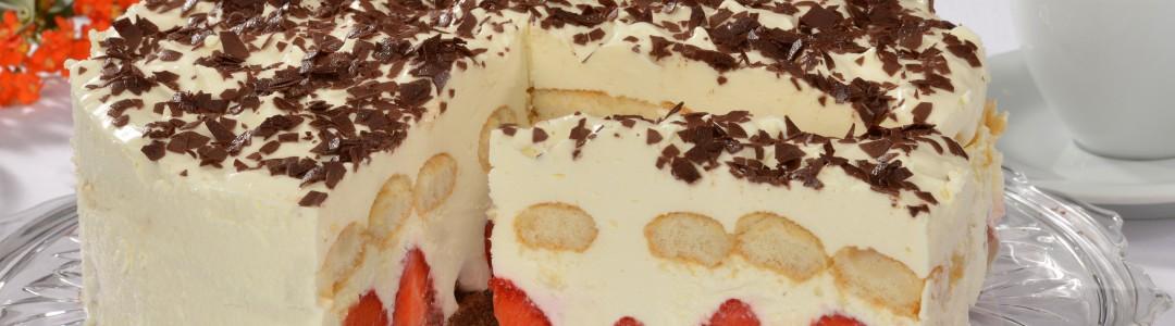 Erbeer-Torte